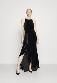 Adrianna Papell - CASCADE GOWN - Occasion wear - black - 0