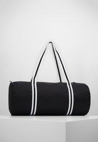 Nike Sportswear - HERITAGE - Sports bag - black/white - 2