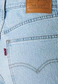Levi's® - 70S HIGH STRAIGHT - Jeans straight leg - marin hits - 2