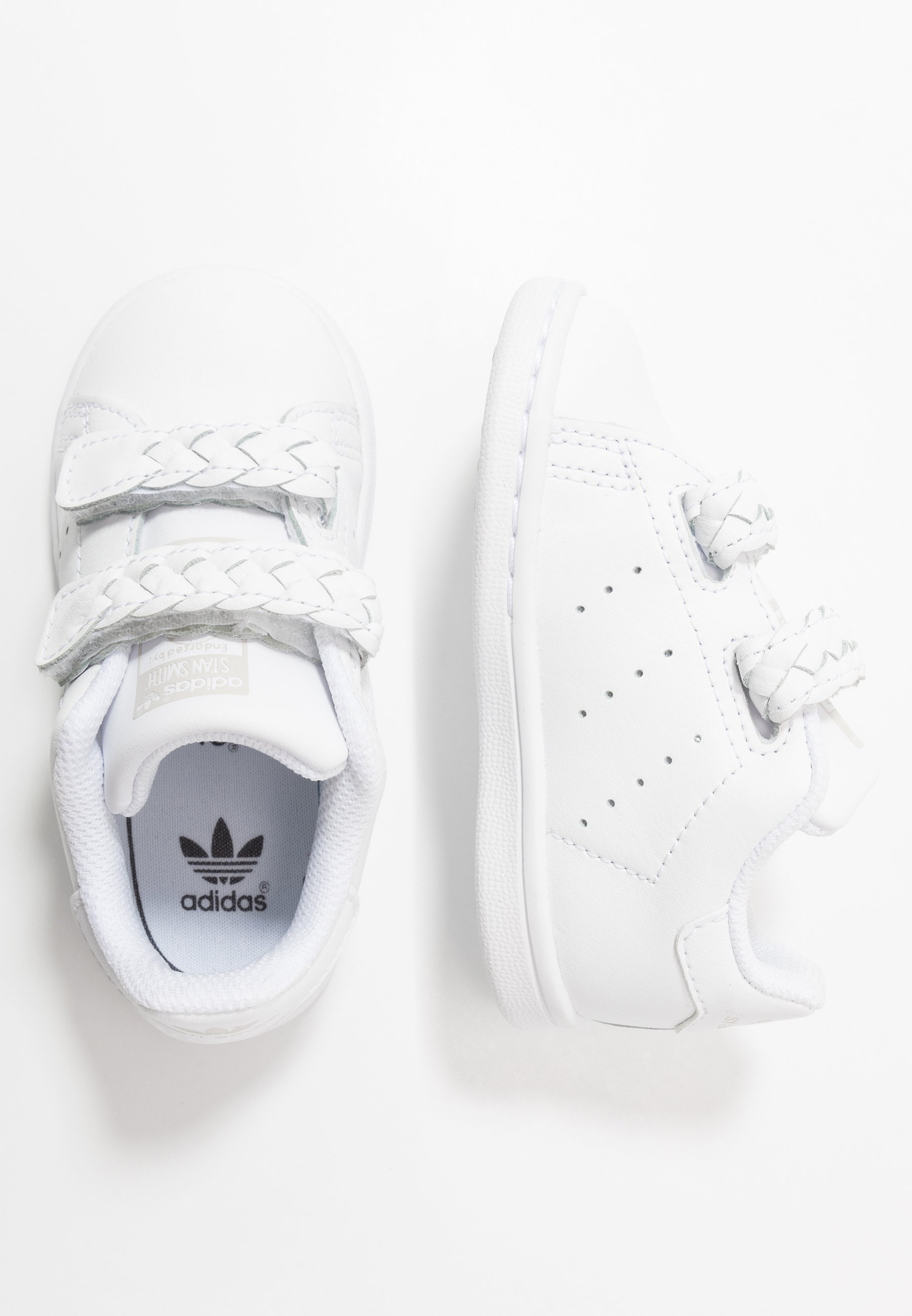 STAN SMITH - Baskets basses - footwear white/grey one