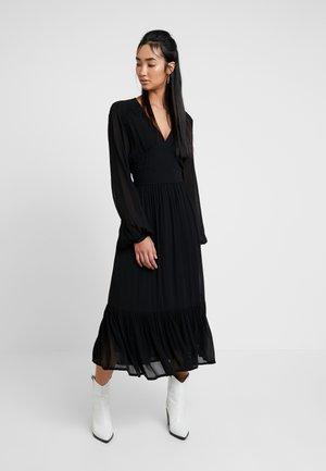 BIANCA - Day dress - black