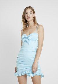 Tiger Mist - MILLIE DRESS - Day dress - blue - 0