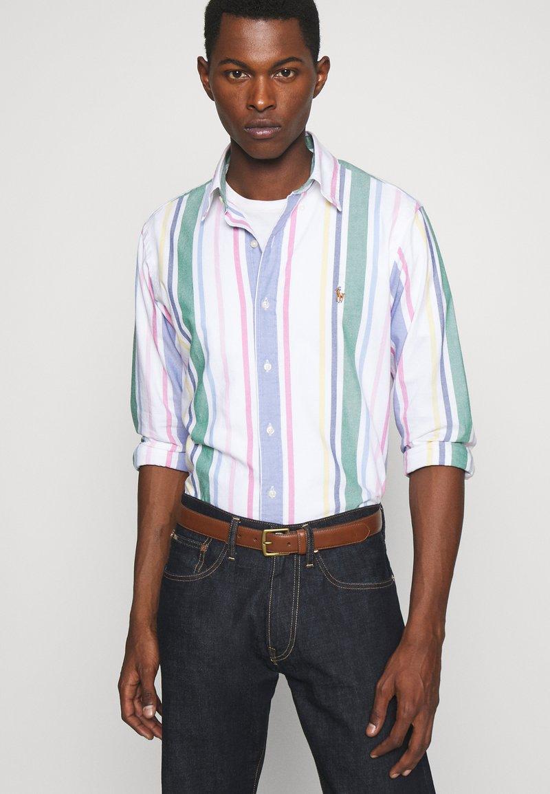 Polo Ralph Lauren - SMOOTH - Formální pásek - brown