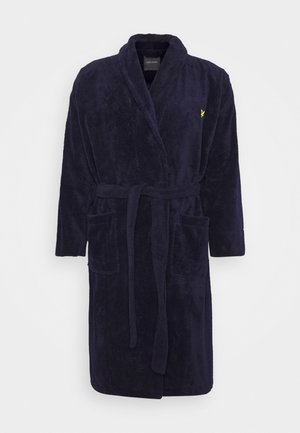 LUCAS - Dressing gown - peacoat