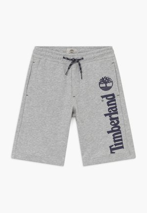 BERMUDA  - Tracksuit bottoms - chine grey