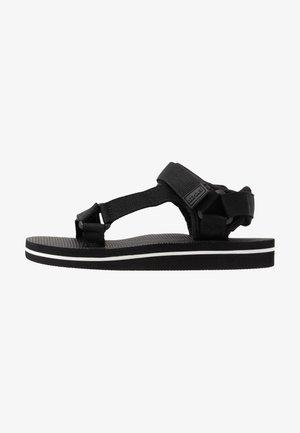 NITRO - Sandały - black