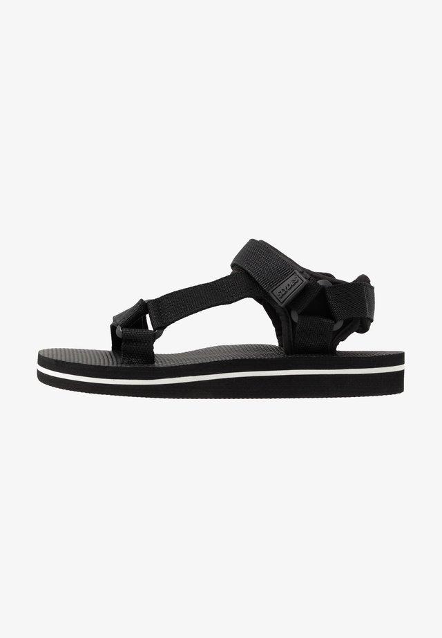 NITRO - Sandalen - black