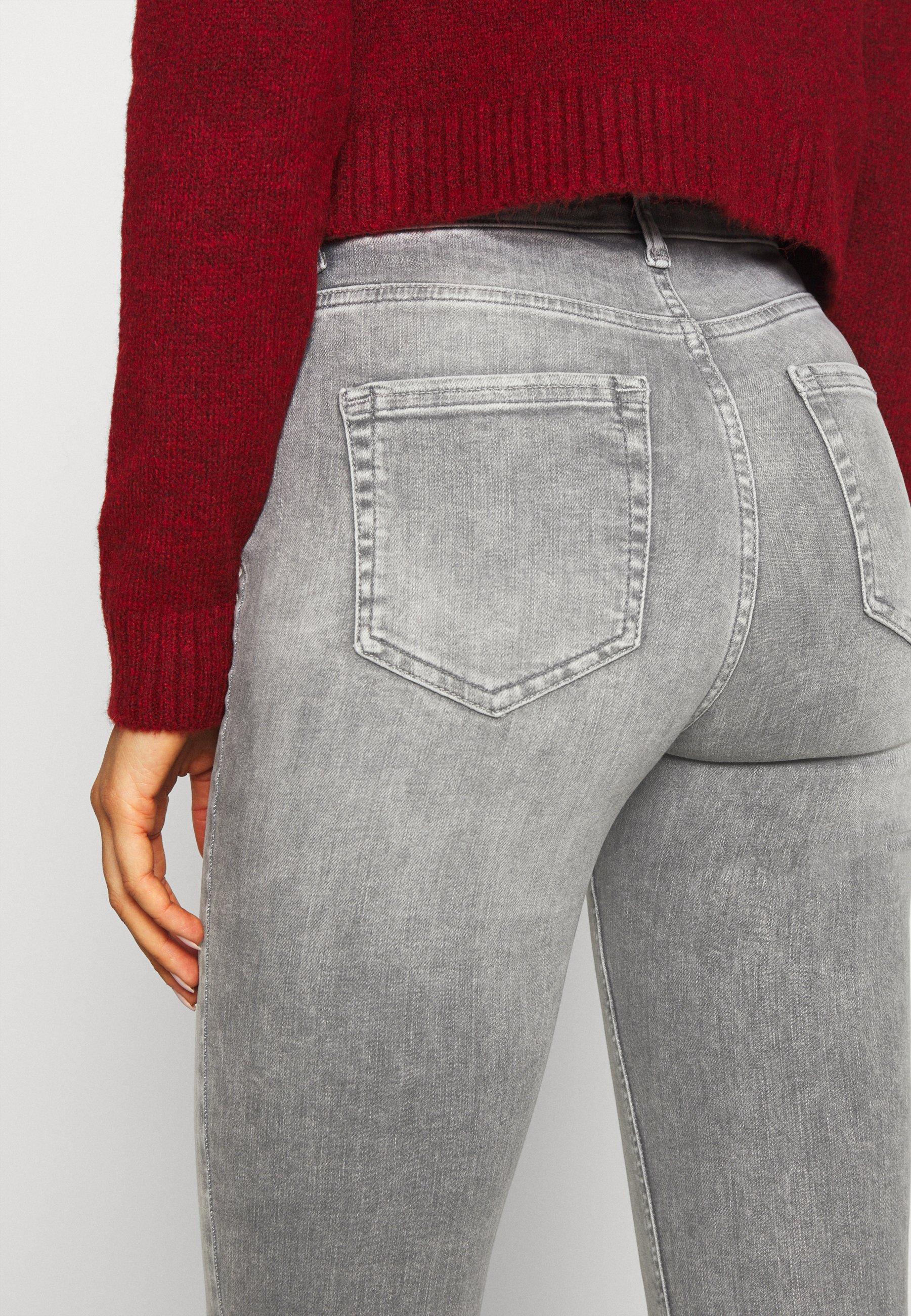 Femme ONLBLUSH HIGH WAIST - Jeans Skinny