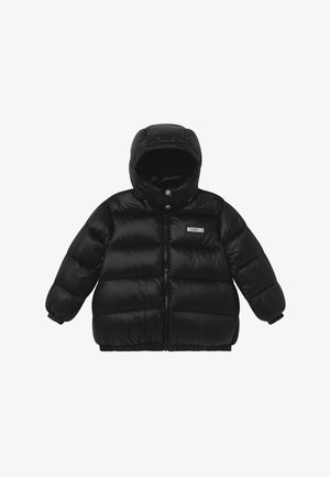 PADDED OVERSIZE - Down jacket - black
