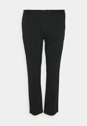 FLEX - Pantalon classique - black