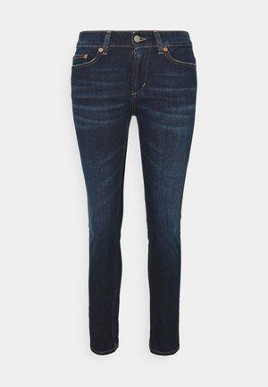 MONROE - Jeans Skinny Fit - dark blue