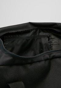 adidas Performance - TIRO DU - Sports bag - black/white - 4