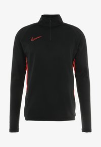 Nike Performance - DRY  - Funktionsshirt - black/ember glow - 4