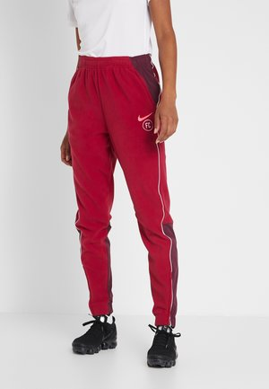 FC DRY PANT  - Tracksuit bottoms - red