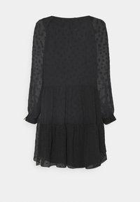 Pieces Petite - PCNUTSI DRESS - Cocktail dress / Party dress - black - 6
