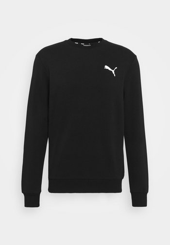 SMALL LOGO CREW - Sweatshirt - black