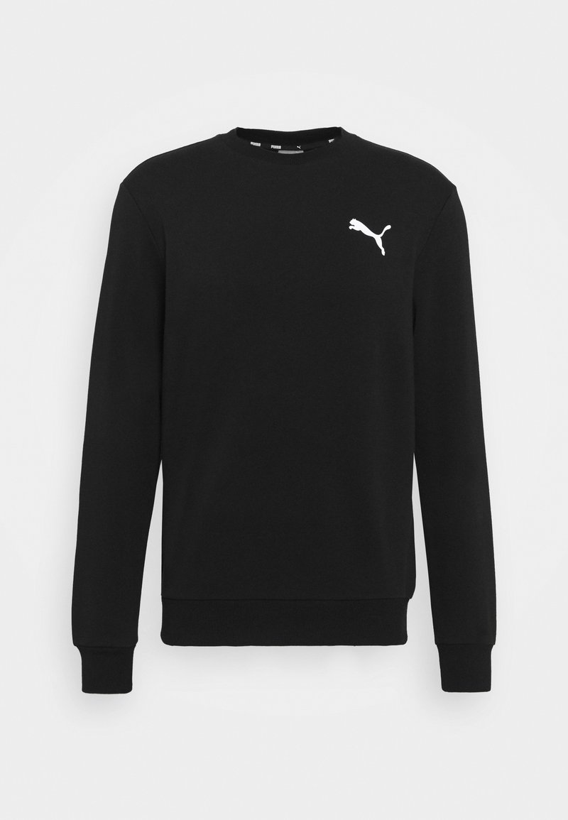 Puma - SMALL LOGO CREW - Sweatshirt - black