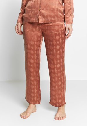 WEEKEND - Pyjama bottoms - copper