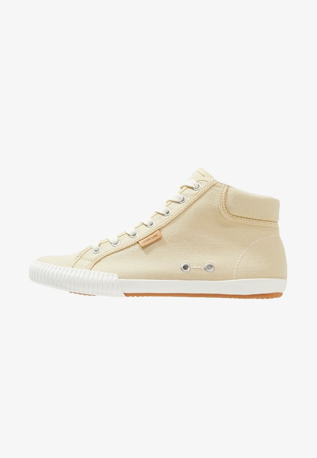 REX - Sneakers hoog - off white