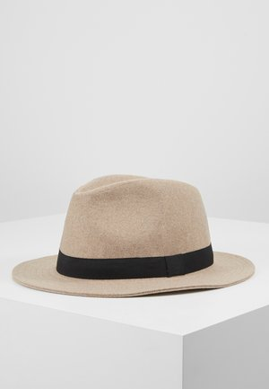 ONSCARLO FEDORA HAT - Hat - chinchilla