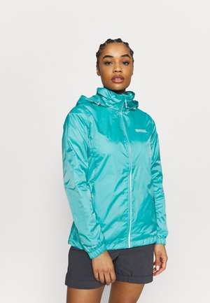 CORINNE  - Waterproof jacket - turquoise