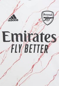 adidas Performance - ARSENAL FC AEROREADY SPORTS FOOTBALL - Club wear - clowhi/black - 2