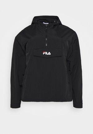 PAVLINA ANORACK JACKET - Training jacket - black