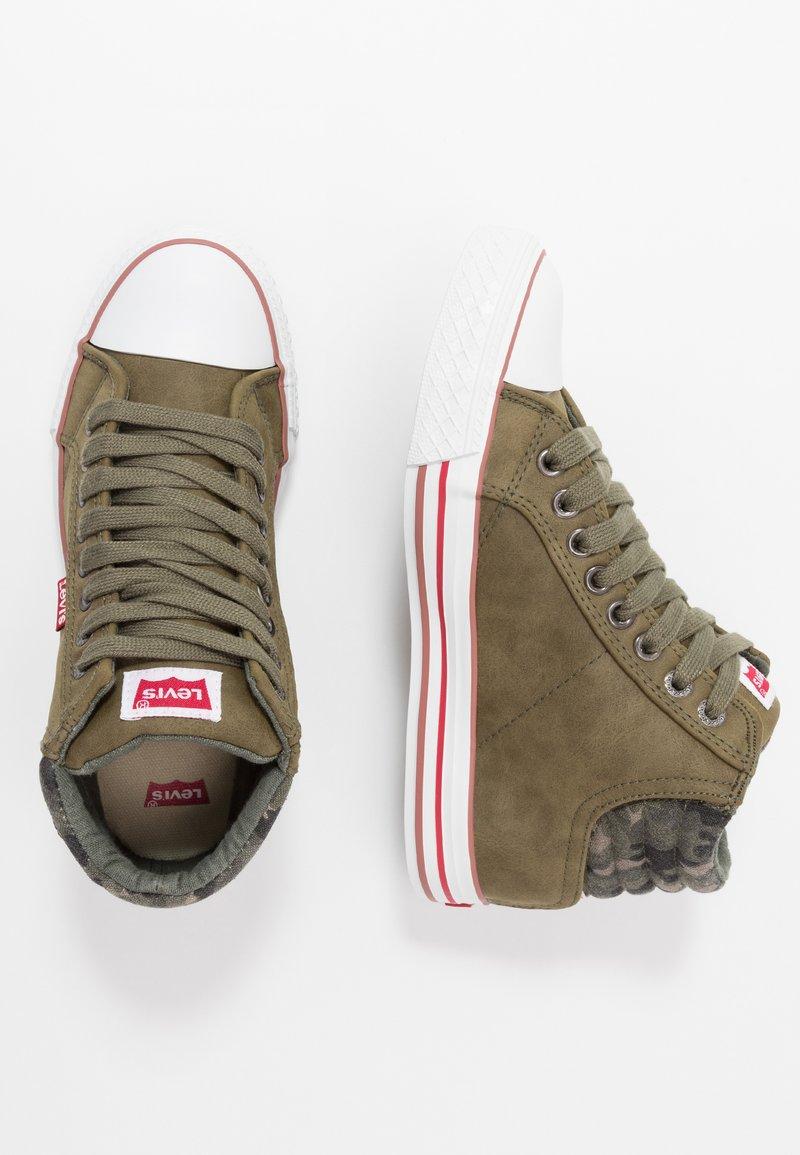 Levi's® - NEW YORK - Sneakers high - khaki