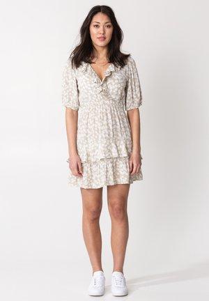 AMANDA  - Day dress - ltgreen