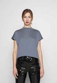 Weekday - PRIME - Basic T-shirt - grey - 0
