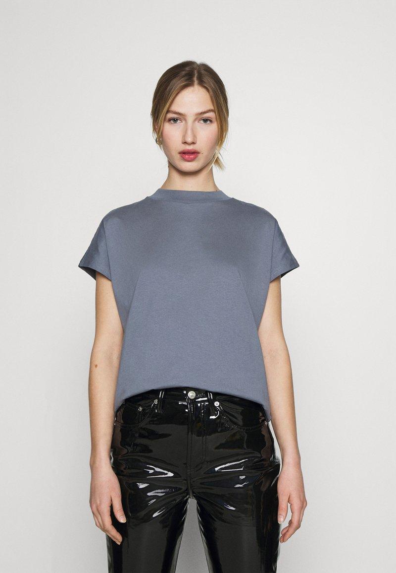 Weekday - PRIME - Basic T-shirt - grey