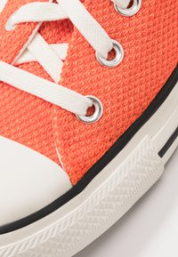 Converse - CHUCK TAYLOR ALL STAR - High-top trainers - bold mandarin/fuel orange/egret - 5