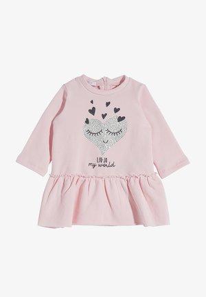 SWEATSHIRT  - Day dress - pink