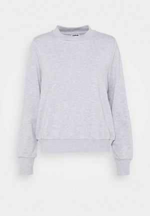 NMLUPA - Sweatshirt - light grey melange