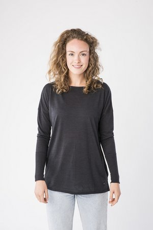 TRAVEL - Sports shirt - black