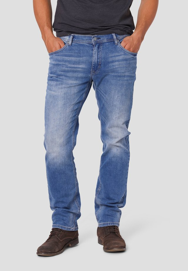 Jeans Straight Leg - sky blue used