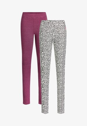 2 PACK - Leggings - Trousers - multi coloured