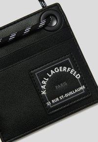 KARL LAGERFELD - K/KARL CH WITH CORD - Across body bag - black - 2
