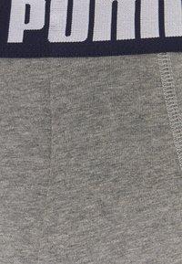 Puma - BASIC 4 PACK - Boxer shorts - red - 6