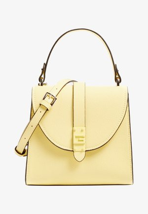 NEREA - Handbag - gelb