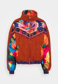 LUCY FLORAL PUFFER - Light jacket - multi