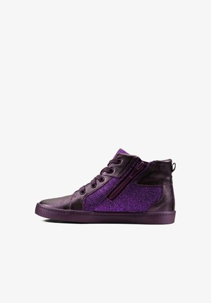CITY OASISHI - Sneakers hoog - purple