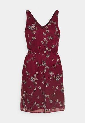 VMWONDA NEW SINGLET SHORT DRESS - Vardagsklänning - tibetan red