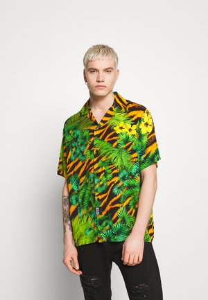 SHIRT TROPICAL TIGER PRINT - Chemise - multi