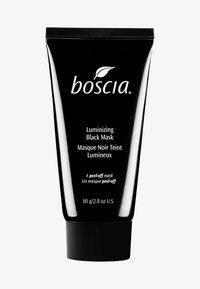 Boscia - LUMINIZING BLACK MASK - Face mask - black - 0
