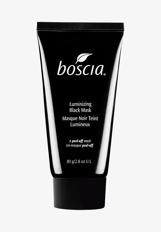 LUMINIZING BLACK MASK - Ansiktsmask - black