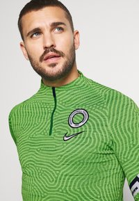 Nike Performance - NIGERIA DRY TOP - National team wear - pine green/black/white - 3