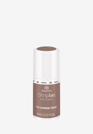STRIPLAC PEEL OR SOAK 8ML UV-LAMP - VEGAN - Nail polish - cashmere touch