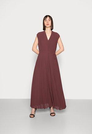 WALA LONG DRESS - Suknia balowa - decadent choco