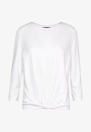USUBI - Long sleeved top - milk
